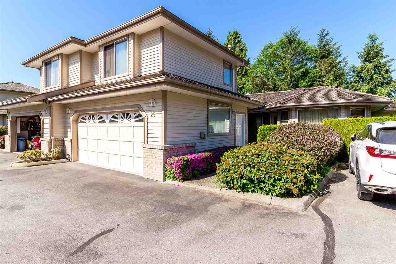 Sold: 25 - 11438 Best Street, Maple Ridge, BC