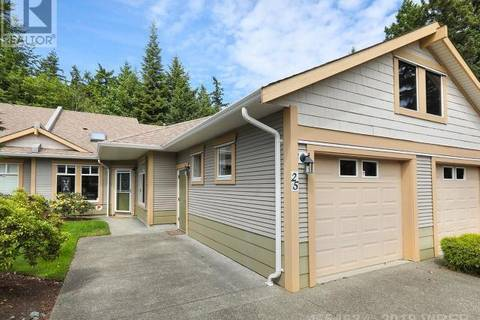 Townhouse for sale at 1220 Guthrie Rd Unit 25 Comox British Columbia - MLS: 455462