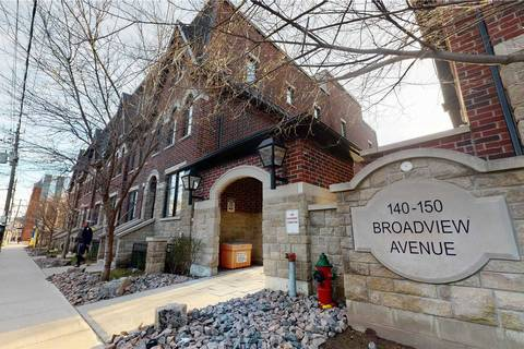 25 - 150 Broadview Avenue, Toronto | Image 1