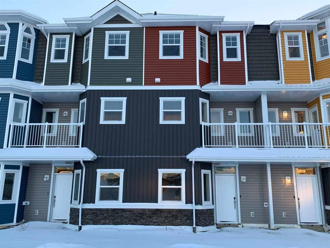 Townhouse for sale at 150 Everitt Dr N Unit 25 St. Albert Alberta - MLS: E4176992
