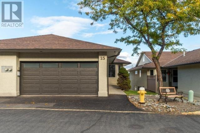 Townhouse for sale at 1580 Springhill Dr Unit 25 Kamloops British Columbia - MLS: 159155