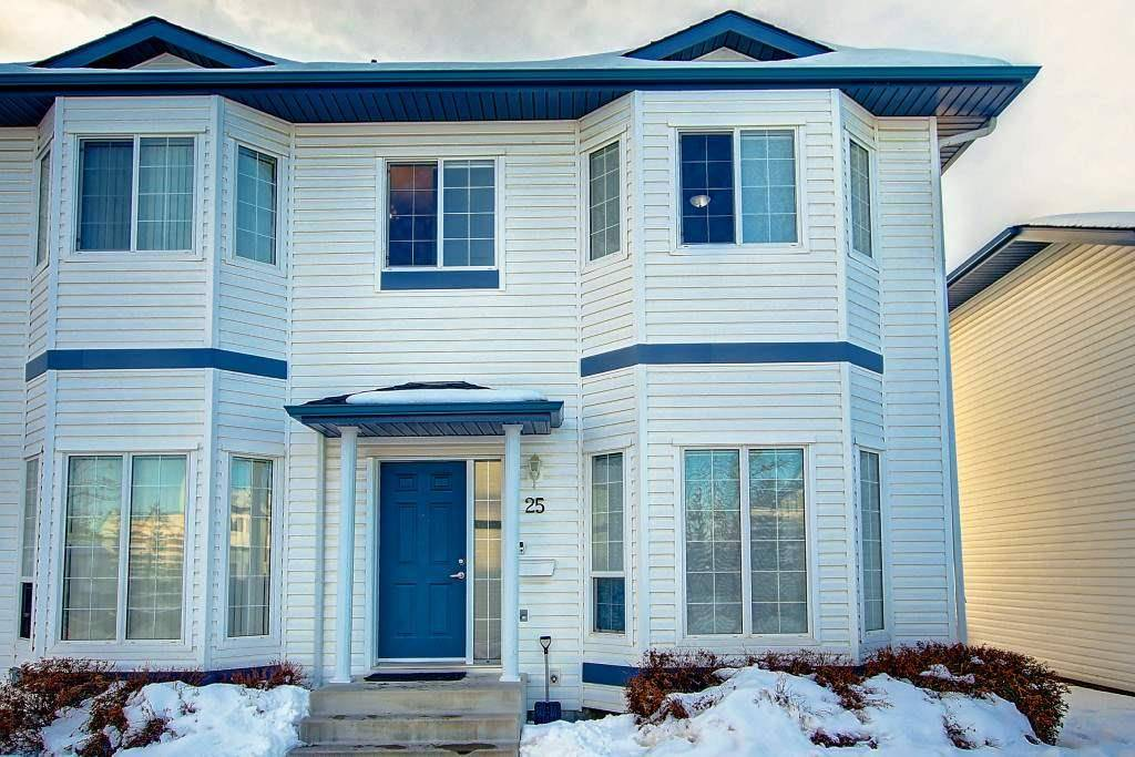 Townhouse for sale at 16728 115 St Nw Unit 25 Edmonton Alberta - MLS: E4187077