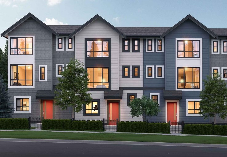 For Sale: 25 - 16760 25 Avenue, Surrey, BC   3 Bed, 3 Bath Townhouse for $665,000. See 19 photos!