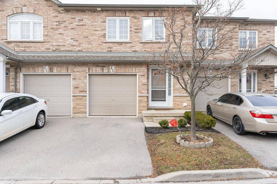 Townhouse for sale at 1771 Upper Wentworth St Unit 25 Hamilton Ontario - MLS: H4075568