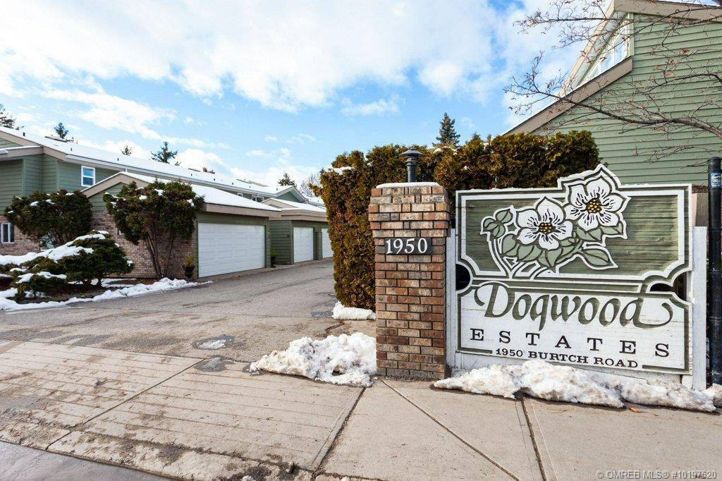 Townhouse for sale at 1950 Burtch Rd Unit 25 Kelowna British Columbia - MLS: 10197520