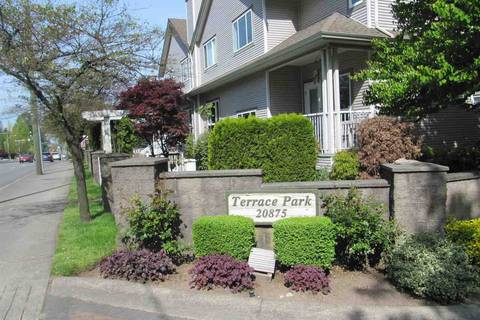 Townhouse for sale at 20875 88 Ave Unit 25 Langley British Columbia - MLS: R2366089