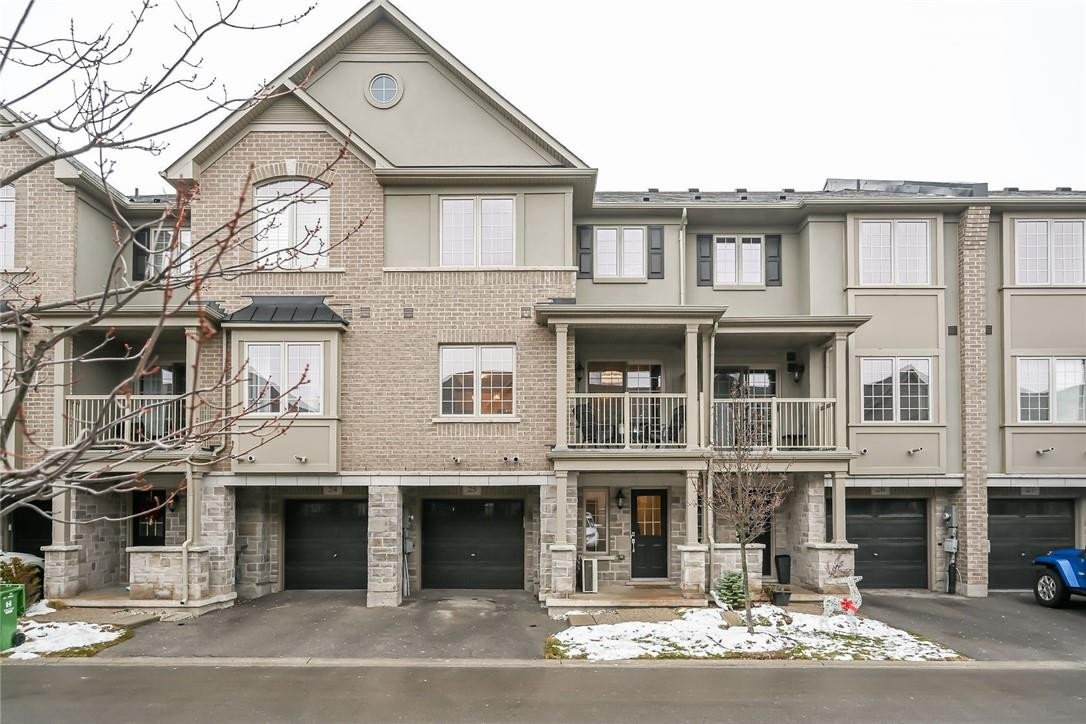 Townhouse for sale at 215 Dundas St E Unit 25 Waterdown Ontario - MLS: H4095587