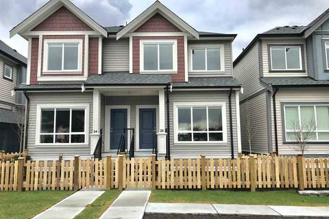 Townhouse for sale at 22600 Gilley Rd Unit 25 Richmond British Columbia - MLS: R2435637