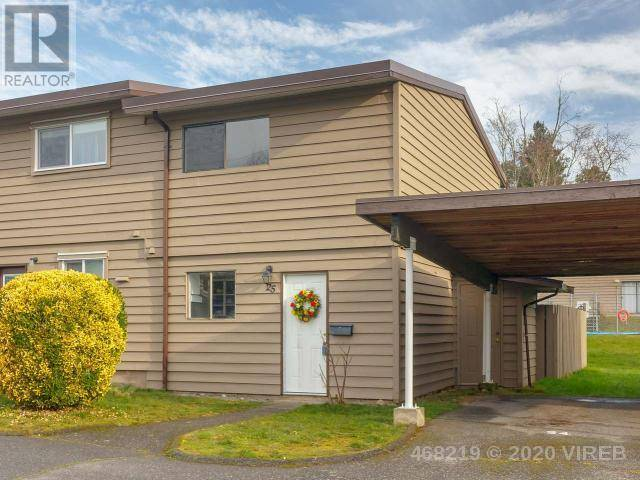 Townhouse for sale at 25 Pryde Ave Unit 25 Nanaimo British Columbia - MLS: 468219