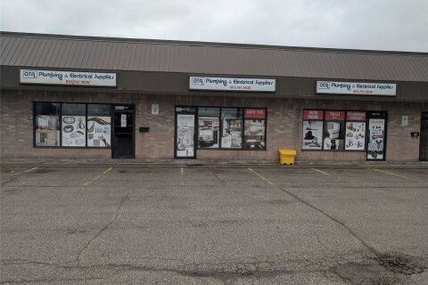 Commercial property for lease at 18 Strathearn Ave Apartment 25-27 Brampton Ontario - MLS: W5077266