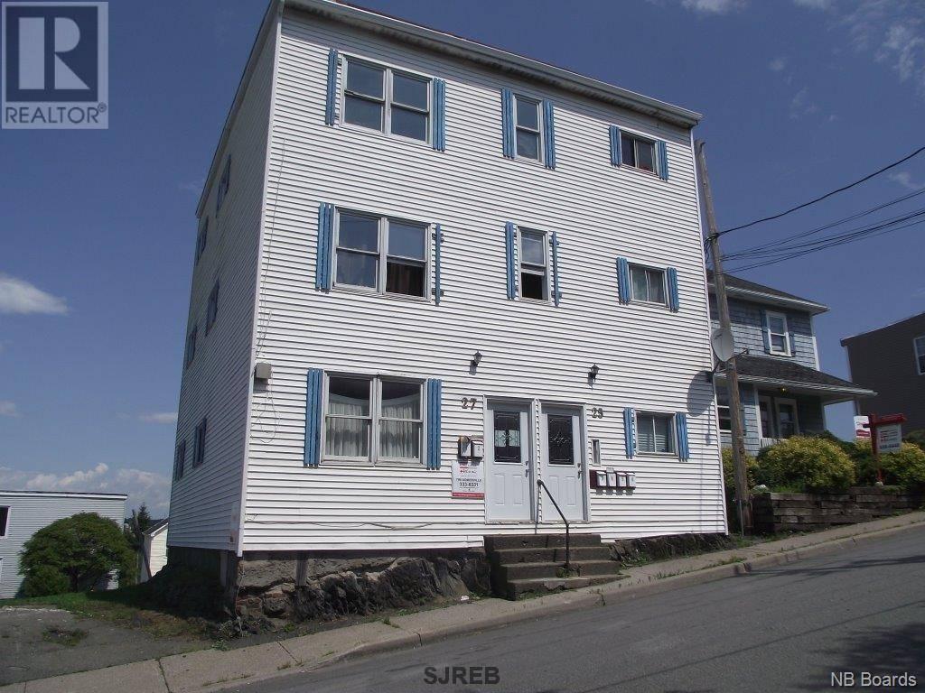 Townhouse for sale at 27 Delhi St Unit 25 Saint John New Brunswick - MLS: NB038918