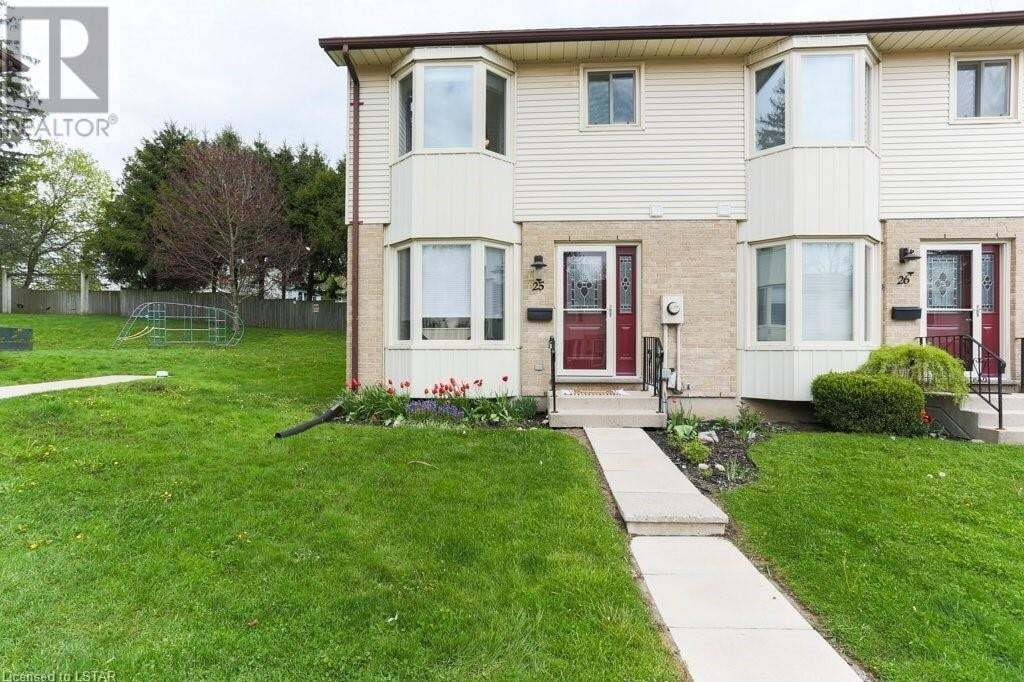 Townhouse for sale at 275 George St Unit 25 Ingersoll Ontario - MLS: 260614