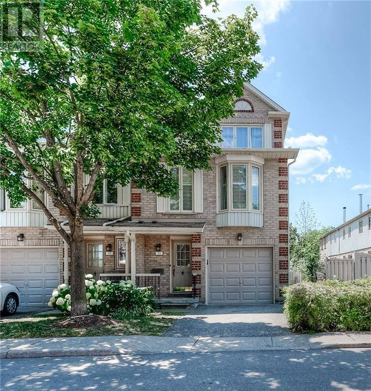 Townhouse for sale at 302 College Ave West Unit 25 Guelph Ontario - MLS: 30756742