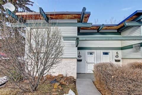 Townhouse for sale at 333 Braxton Pl Southwest Unit 25 Calgary Alberta - MLS: C4287105