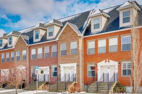 Townhouse for sale at 35 Springborough Blvd Southwest Unit 25 Calgary Alberta - MLS: C4244447