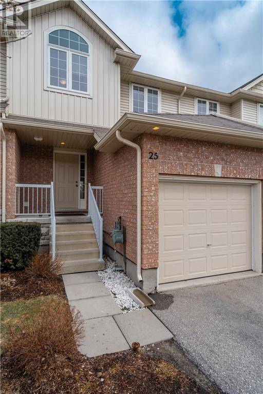 Townhouse for sale at 361 Arkell Rd Unit 25 Guelph Ontario - MLS: 30797416