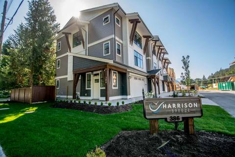 Townhouse for sale at 386 Pine Ave Unit 25 Harrison Hot Springs British Columbia - MLS: R2437609