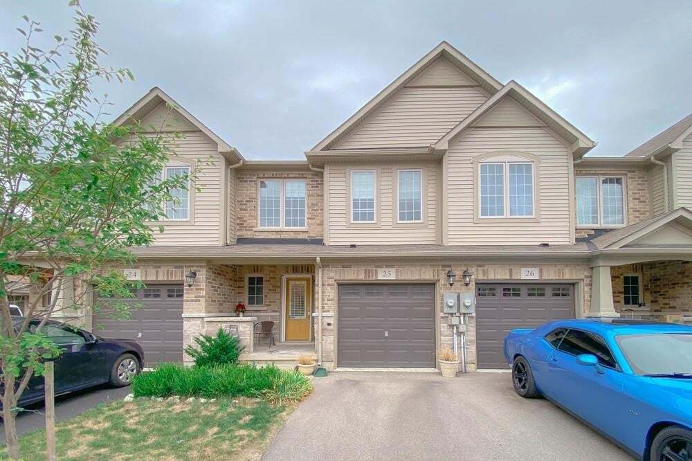 Townhouse for sale at 45 Royal Winter Dr Unit 25 Binbrook Ontario - MLS: H4087350
