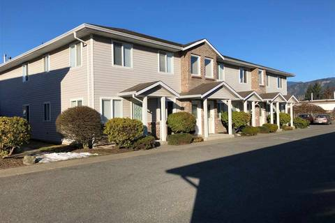 Townhouse for sale at 46735 Yale Rd Unit 25 Chilliwack British Columbia - MLS: R2344190