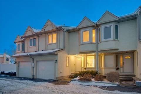 Townhouse for sale at 468 Woodbine Blvd Southwest Unit 25 Calgary Alberta - MLS: C4281949