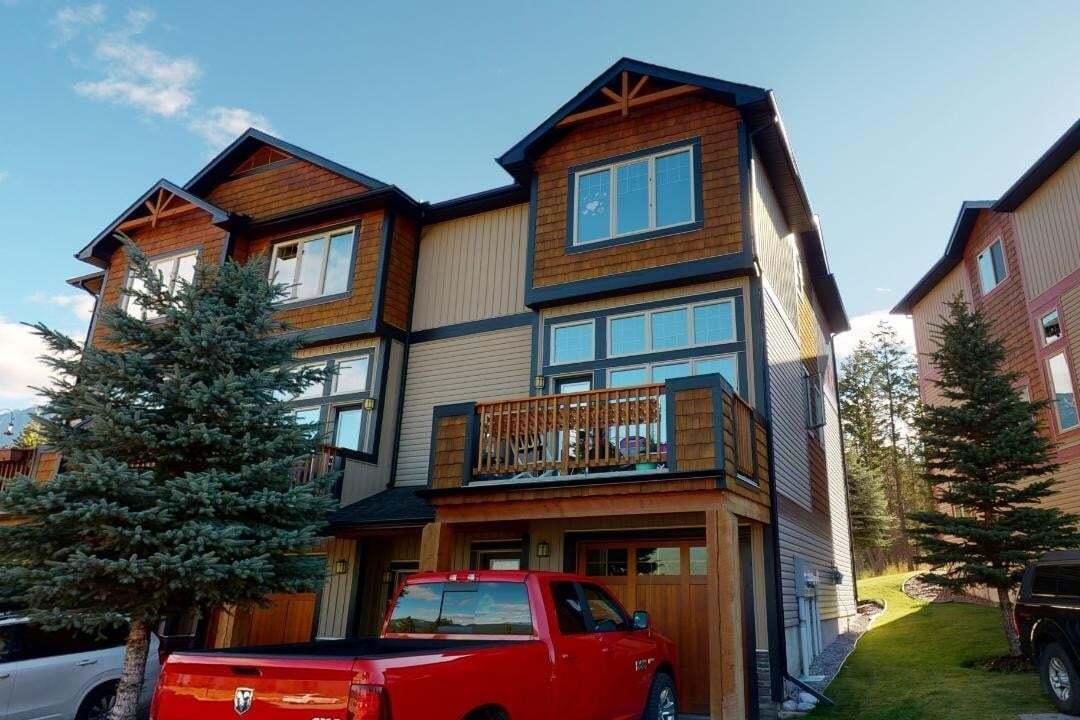 Townhouse for sale at 4840 Borrego Ridge Road  Unit 25 Radium Hot Springs British Columbia - MLS: 2453735