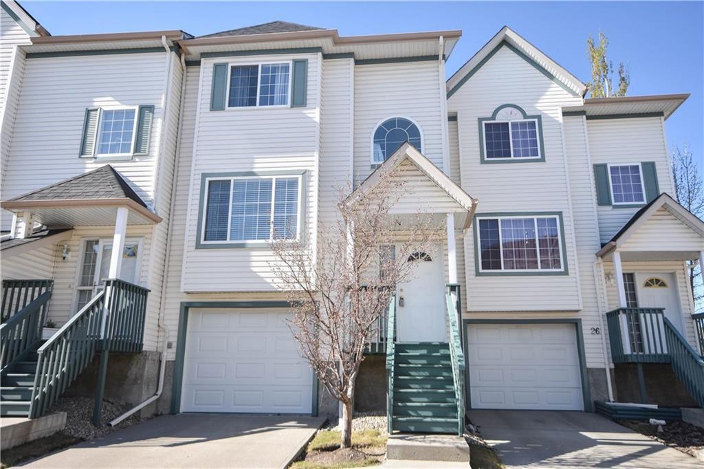 Sold: 25 - 49 Rocky Ridge Gate Northwest, Calgary, AB