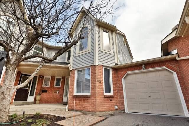 Sold: 25 - 5255 Lakeshore Road, Burlington, ON
