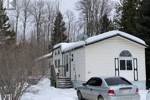 Home for sale at 53209 Range Rd Unit 25 Edson Rural Alberta - MLS: 52024