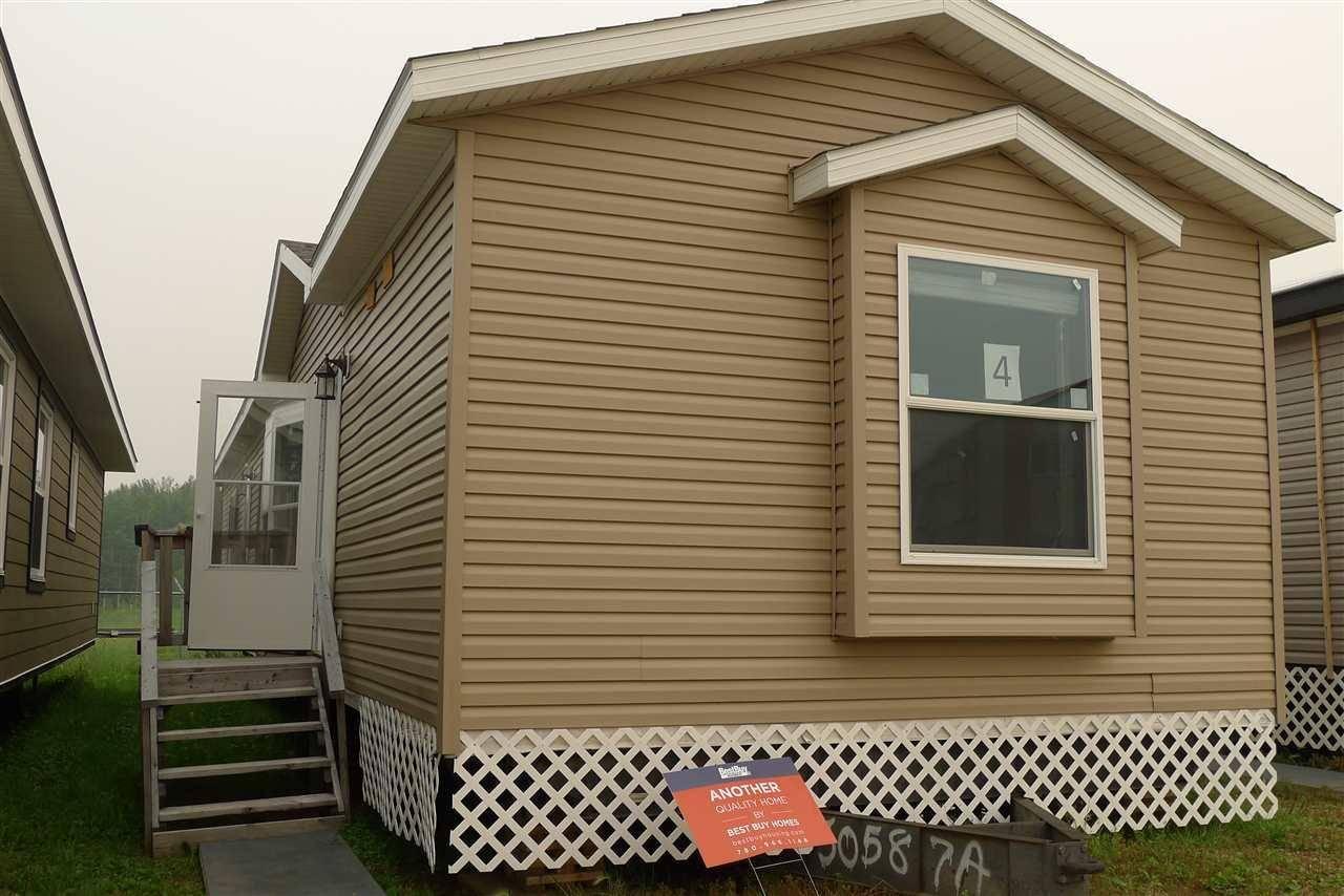 Home for sale at 53414 Range Rd Unit 25 Rural Lac Ste. Anne County Alberta - MLS: E4160012