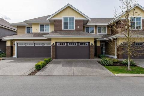 Townhouse for sale at 5469 Chinook St Unit 25 Sardis British Columbia - MLS: R2355955