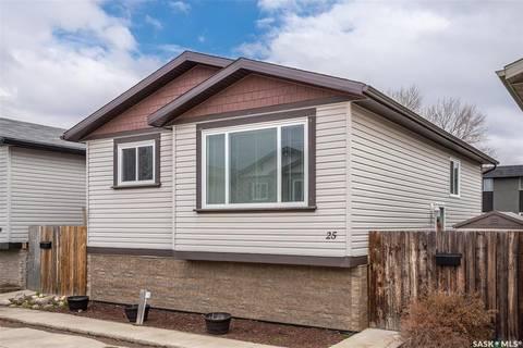 House for sale at 55 Borden Cres Unit 25 Saskatoon Saskatchewan - MLS: SK804819