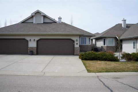 Townhouse for sale at 55 Clarkdale Dr Unit 25 Sherwood Park Alberta - MLS: E4143200