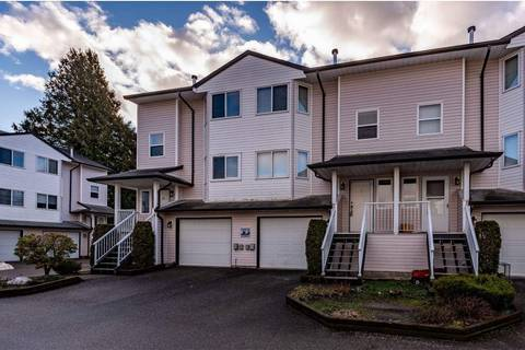 Townhouse for sale at 5950 Vedder Rd Unit 25 Sardis British Columbia - MLS: R2431849