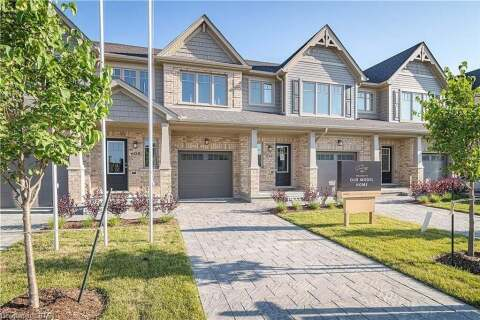 Townhouse for sale at 600 Guiness Wy Unit 25 London Ontario - MLS: 40010794