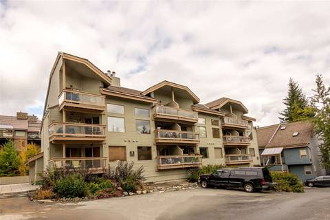 Townhouse for sale at 6127 Eagle Ridge Cres Unit 25 Whistler British Columbia - MLS: R2406789