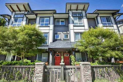 Townhouse for sale at 6333 Alder St Unit 25 Richmond British Columbia - MLS: R2481196