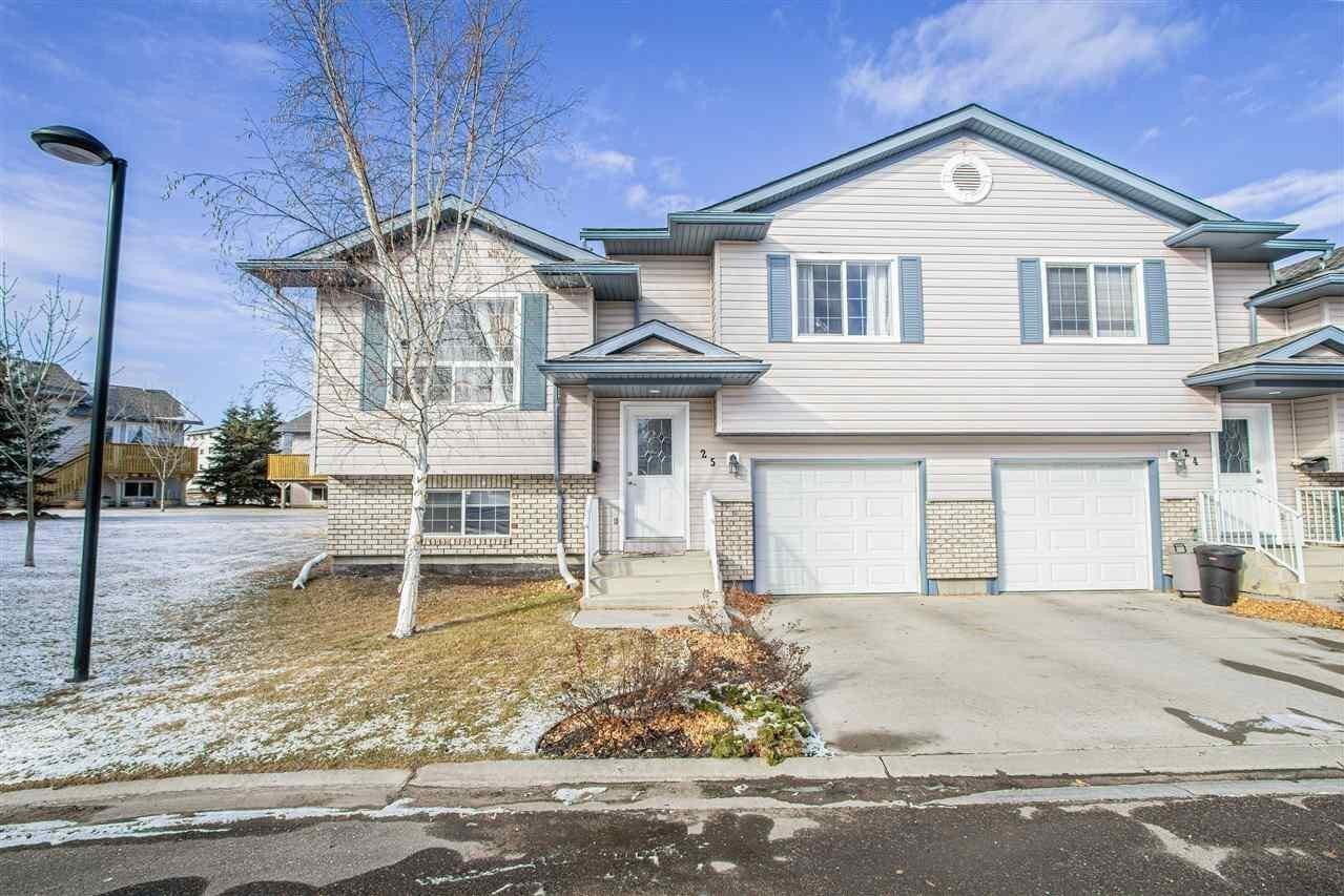 Townhouse for sale at 6506 47 St Unit 25 Cold Lake Alberta - MLS: E4219363