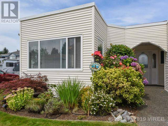Townhouse for sale at 677 Bunting Pl Unit 25 Comox British Columbia - MLS: 459912