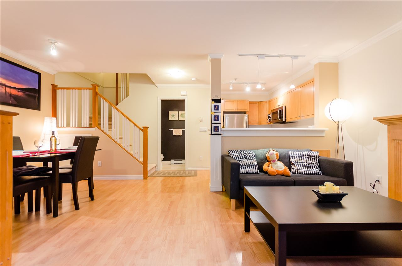 Sold: 25 - 7128 Stride Avenue, Burnaby, BC