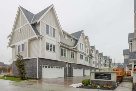 Townhouse for sale at 7180 Lechow St Unit 25 Richmond British Columbia - MLS: R2470873