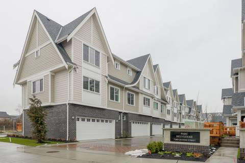 Townhouse for sale at 7180 Lechow St Unit 25 Richmond British Columbia - MLS: R2351030