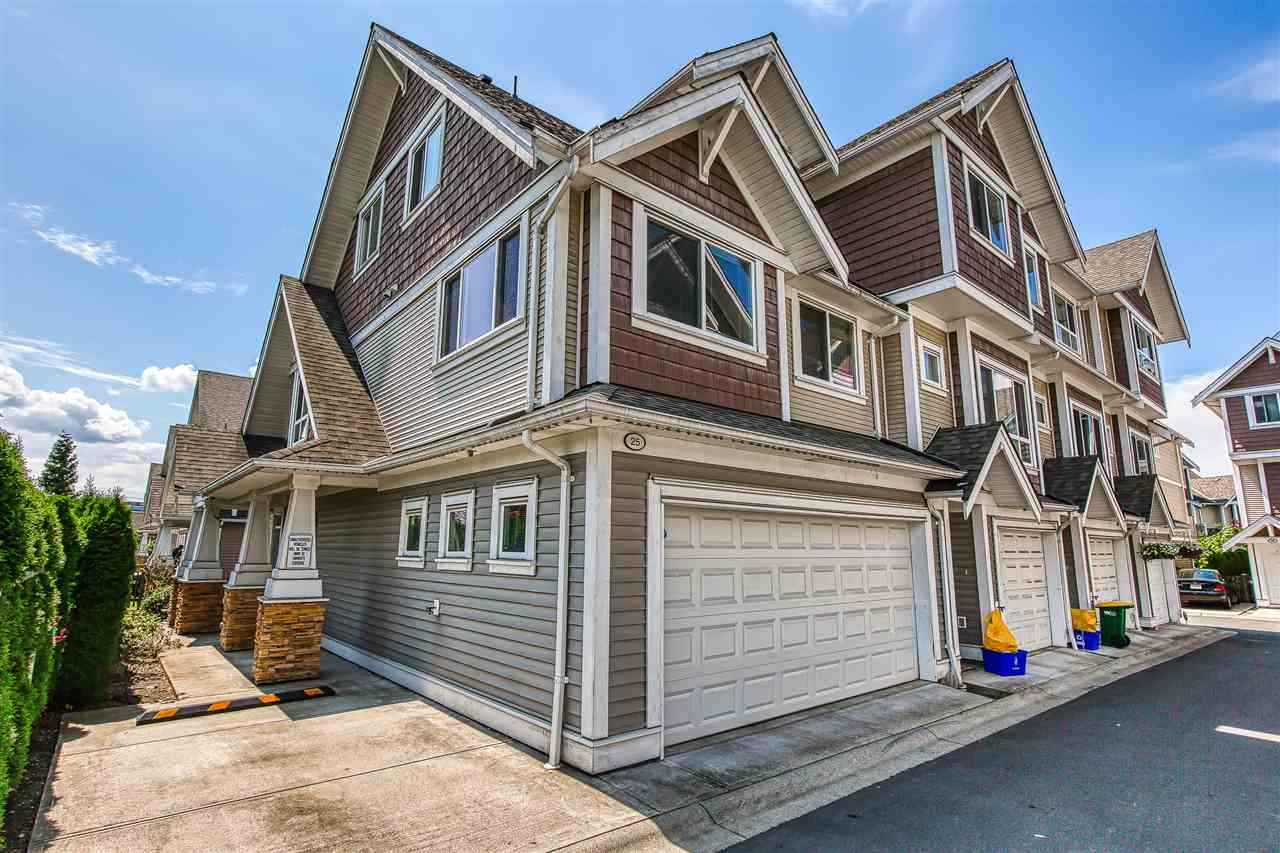 For Sale: 25 - 7298 199a Street, Langley, BC | 4 Bed, 4 Bath Townhouse for $619879.