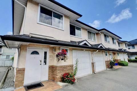 Townhouse for sale at 7691 Moffatt Rd Unit 25 Richmond British Columbia - MLS: R2380886