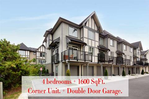 Townhouse for sale at 8138 204 St Unit 25 Langley British Columbia - MLS: R2385498