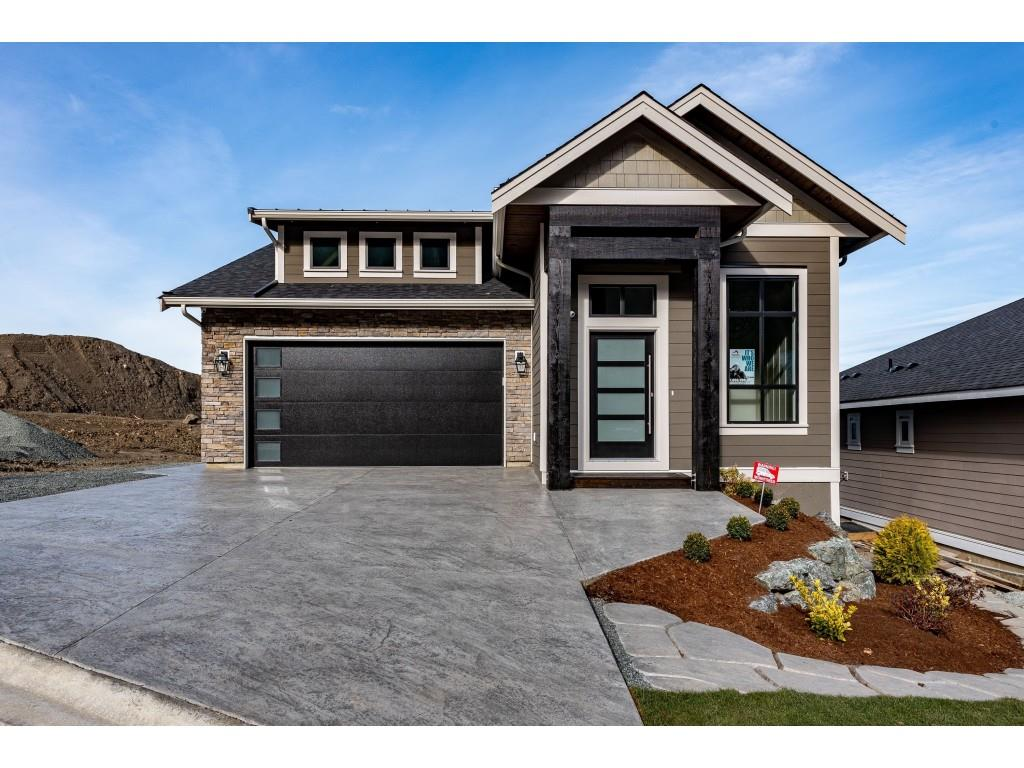 For Sale: 25 - 8295 Nixon Road, Chilliwack, BC | 3 Bed, 3 Bath House for $829000.