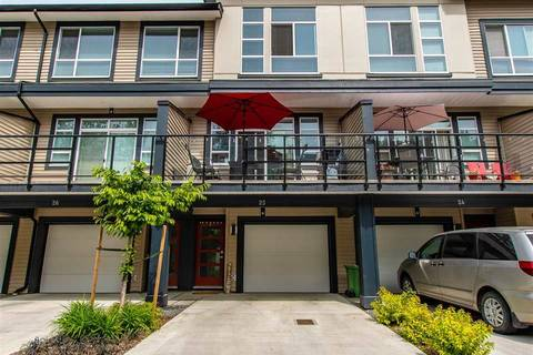 Townhouse for sale at 8413 Midtown Wy Unit 25 Chilliwack British Columbia - MLS: R2411744