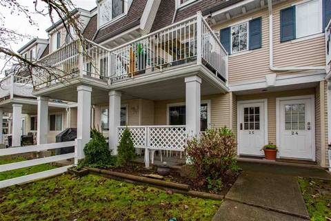 Townhouse for sale at 8930 Walnut Grove Dr Unit 25 Langley British Columbia - MLS: R2382343