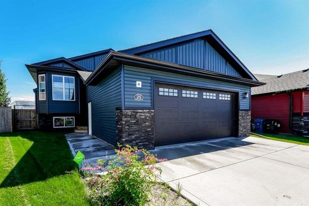 House for sale at 25 Adina Cs Blackfalds Alberta - MLS: A1004930