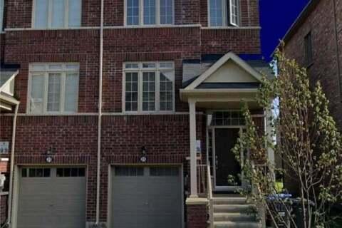 Townhouse for rent at 25 Agava St Brampton Ontario - MLS: W4839377
