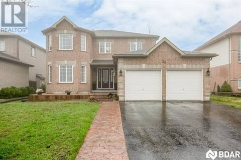 House for sale at 25 Allsop Cres Barrie Ontario - MLS: 30735316
